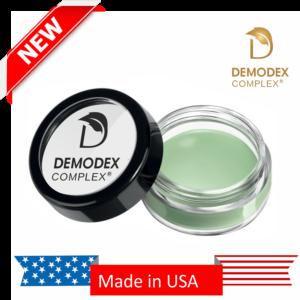 «Правильный консилер» от «Демодекс Комплекс®». Цвет зеленый